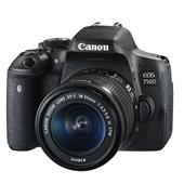 Canon EOS 750D Digital SLR + 18-55mm IS STM Lens