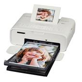 Canon Selphy CP1200 Photo Printer in White