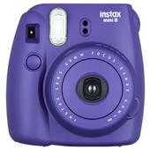 Fujifilm Instax Mini 8 Instant Camera in Grape + 10 shots