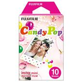 Fujifilm Instax Mini Film 10 shots - Candy Pop