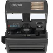 Impossible Project Polaroid 600 Instant Camera in Black
