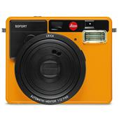 Leica Sofort Instant Camera in Orange