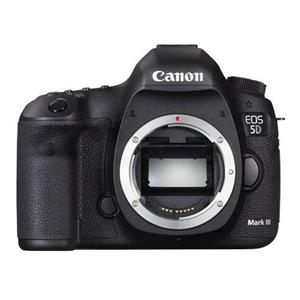 Buy Canon EOS 5D MKIII Digital SLR Body Only from Jessops
