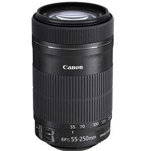 Buy Canon EF-S 55-250mm f/4-5.6 IS STM from Jessops