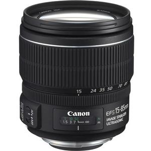 Buy Canon EF-S 15-85mm f/3.5-5.6 IS USM Lens from Jessops