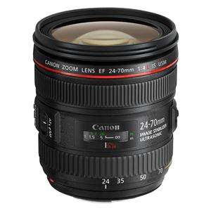 Buy Canon EF 24-70mm f/4L IS USM Lens from Jessops