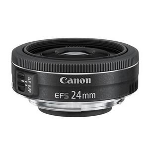 Buy Canon EF-S 24mm f/2.8 STM Lens from Jessops