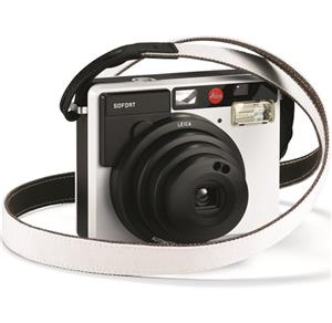 Buy Leica Strap for Leica Sofort Instant Camera - White/Black from Jessops