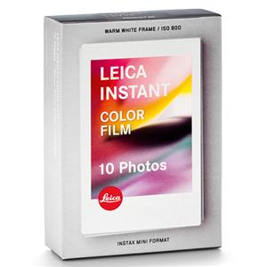 Buy Leica Colour Film for Leica Sofort Instant Camera - Double Pack from Jessops