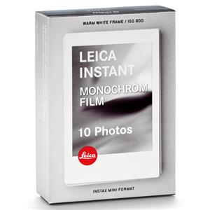 Buy Leica Monochrom Film for Leica Sofort Instant Camera from Jessops