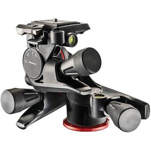 Buy Manfrotto XPRO Geared 3-Way Pan/Tilt Head  from Jessops
