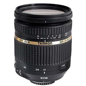 Buy Tamron SP 17-50mm f/2.8 VC Di II Lens for Canon from Jessops