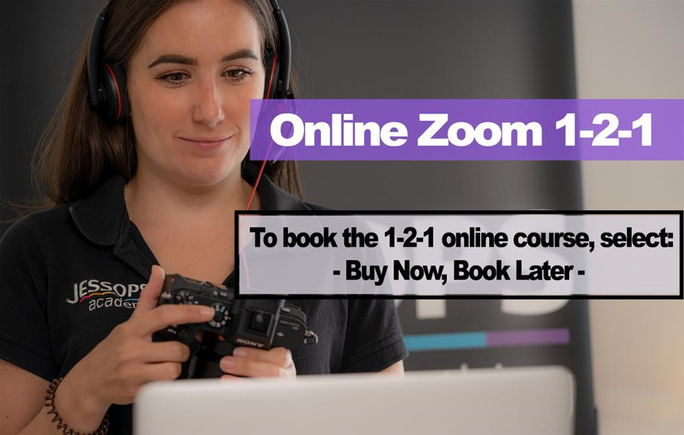 Featured course:  1-2-1 Online Photography Tutorial - 1 Hour