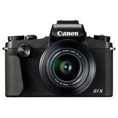 Canon PowerShot G1 X Mark III Digital Camera in Black
