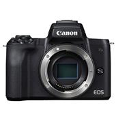 Canon EOS M50 Mirrorless Camera Body in Black