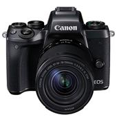 Canon EOS M5 Mirrorless Camera in Black with EF-M 18-150mm f/3.5-6.3 STM IS Lens