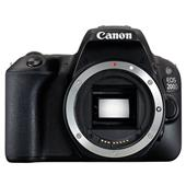 Canon EOS 200D DSLR Body in Black