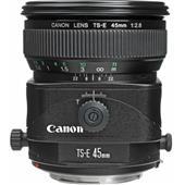Canon EF 45mm f/2.8 TS-E Lens