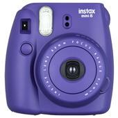 Instax mini 8 Instant Camera in Grape + 10 shots