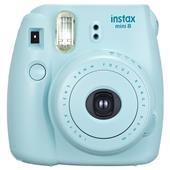 Instax mini 8 Instant Camera in Blue + 10 shots