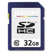 Jessops 32GB Class 10 SDHC Memory Card
