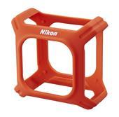 Nikon Silicone Jacket Black for KeyMission 360 Action Cam - Orange