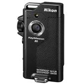 Nikon KeyMission 80 Action Cam in Black