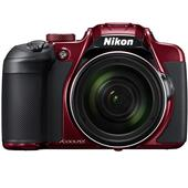 Nikon Coolpix B700 Digital Camera in Red