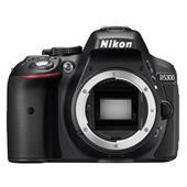 Nikon D5300 Digital SLR Body in Black