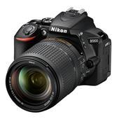 Nikon D5600 DSLR with 18-140mm f/3.5-5.6 G ED VR Lens