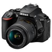 Nikon D5600 Digital SLR with 18-55mm f/3.5-5.6 AF-P VR Lens