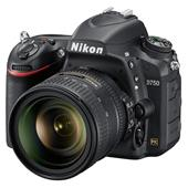 Nikon D750 Digital SLR with 24-85mm Lens