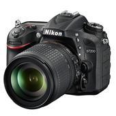 Nikon D7200 Digital SLR with 18-105mm Lens