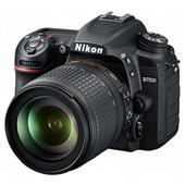 Nikon D7500 Digital SLR with 18-105mm Lens