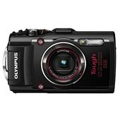 Olympus Tough TG-4 Digital Camera in Black