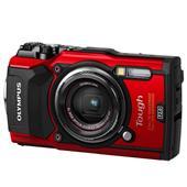 Olympus Tough TG-5 Digital Camera in Red