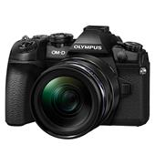 Olympus OM-D E-M1 Mark II Mirrorless Camera with 12-40mm Lens