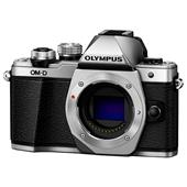 Olympus OM-D E-M10 Mark II Compact System Camera Body in Silver