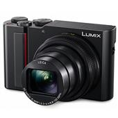 Panasonic Lumix DMC-TZ200 Camera in Black