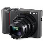 Panasonic Lumix DMC-TZ200 Camera in Silver