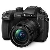 Panasonic Lumix DMC-GH5 Mirrorless Camera with Lumix 12-60mm f/3.5-5.6 Lens