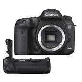 Canon EOS 7D Mark II Digital SLR Body with Canon BG-E16 Grip