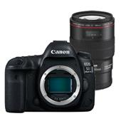 Canon EOS 5D Mark IV Digital SLR Body with EF 100mm f2.8L Macro IS USM Lens