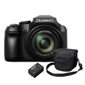 Panasonic Lumix DMC-FZ82 Digital Camera + Accessory Kit