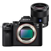 Sony Alpha a7 MKII Compact System Camera Body + 55mm f1.8 Lens