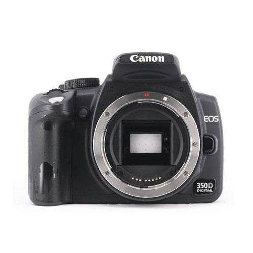 Canon EOS 350D Black (Body Only)