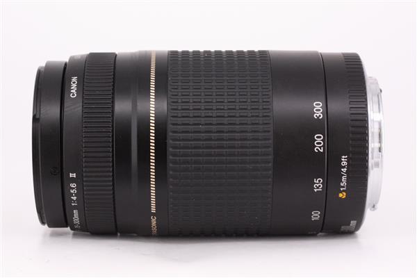Canon EF 75-300mm f/4.0-5.6 II USM