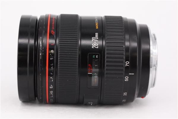 CANON EF 28-70mm f2.8 L USM Lens