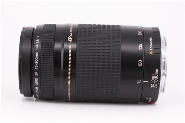 Canon EF 75-300mm f/4.0-5.6 II