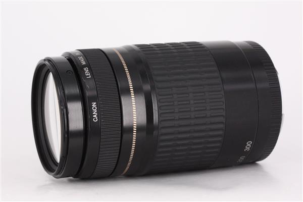 Canon EF 75-300mm f/4.0-5.6 USM